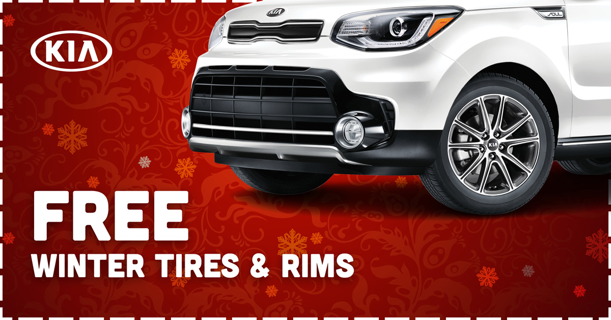 FREE Winter Tires & Rims