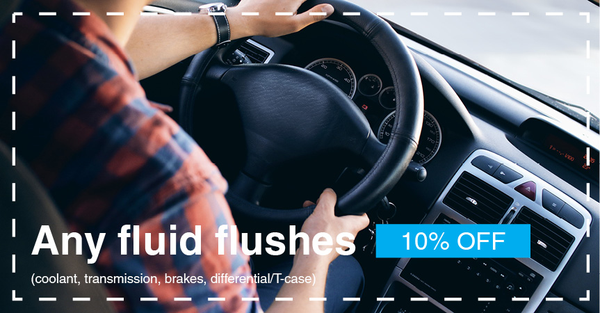 Flush Special